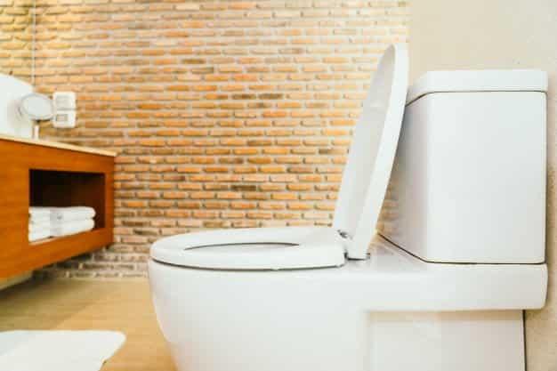 Fuite réservoir WC
